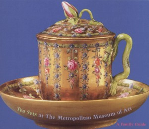 Tea sets at The Metropolitan Museum of Art: a family guide