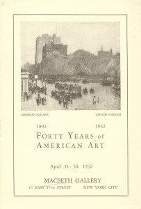 40 years of American art